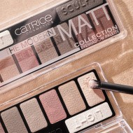 Тени для век CATRICE The Modern Matt Collection Eyeshadow Palette 010 матовые: фото