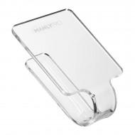 Прозрачная палитра на руку для смешивания косметики Manly Pro ПА02: фото
