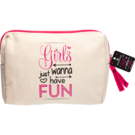 Косметичка Girls just wanna have fun Еssence 01 all we wanna do is have some fun: фото
