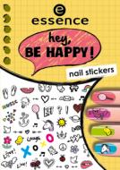 Наклейки для ногтей Hey, be happy! nail stickers Essence 05: фото