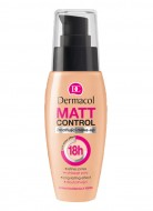 Матирующий тональный крем Dermacol Matt control make-up тон 01: фото