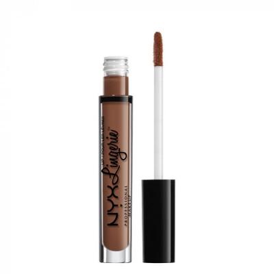 Жидкая помада NYX Professional Makeup LIP LINGERIE - AFTER HOURS: фото