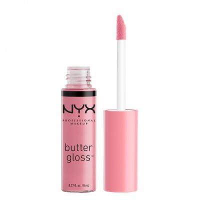 Блеск для губ NYX Professional Makeup Butter Lip Gloss - ECLAIR 02: фото