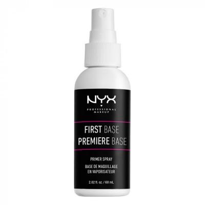 Спрей-праймер NYX Professional Makeup First Base Makeup Primer Spray 01: фото
