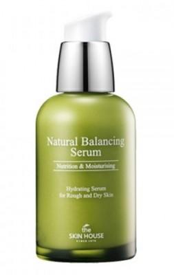 Сыворотка балансирующая THE SKIN HOUSE Natural balancing serum 50мл: фото