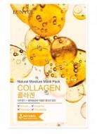 Тканевая маска с коллагеном EUNYUL Natural moisture mask pack collagen 23мл: фото