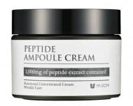Крем пептидный для лица MIZON Peptide Ampoule Cream: фото