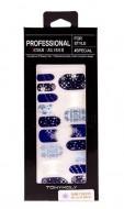Наклейки для ногтей TONY MOLY Professional design nail patch 11: фото