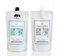 Средство для окрашивания волос LA'DOR Seven perfect cover up Black 500 мл+500 мл: фото