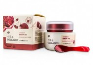 Крем для век THE FACE SHOP Pomegranate and collagen volume lifting eye cream 50 мл: фото