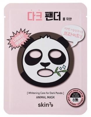 Тканевая маска для лица SKIN79 Панда Animal Mask For Dark Panda 23 мл: фото
