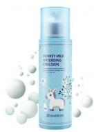 Эмульсия на основе ослинного молока SEANTREE Donkey milk waterising emulsion 180мл: фото