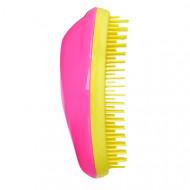 Расческа TANGLE TEEZER The Original Pink Rebel розовый/желтый: фото