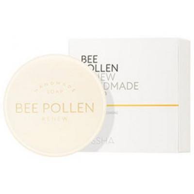 Мыло MISSHA Bee Pollen Renew Handmade Soap 100гр.: фото