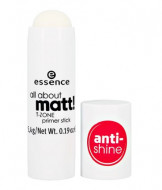 Праймер для лица в стике для Т-зоны ESSENCE All about matt: фото