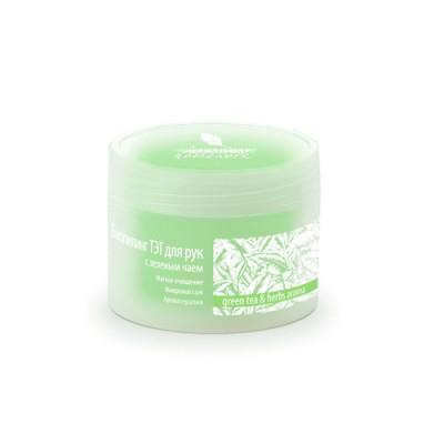 Биопилинг ТЭТ для рук с зелёным чаем Premium, Silhouette 100мл: фото