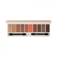 Палетка теней для глаз the SAEM Color Master Shadow Palette 04 Warm Orange: фото