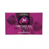 Ампулы с маслом орхидеи для укрепления волос Kleral System Selenium Orchid Oil 10*10мл: фото