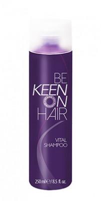 Шампунь против выпадения волос KEEN VITAL SHAMPOO 250мл: фото