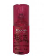 Флюид для секущихся кончиков волос с биотином Kapous Fragrance free Biotin Energy 80мл: фото