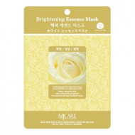 Маска тканевая осветляющая Mijin Brightening Essence Mask 23гр: фото