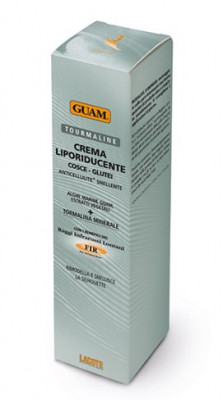 Крем антицеллюлитный c жиросжигающим эффектом с микрокристаллами Турмалина Guam Tourmaline 200 мл: фото
