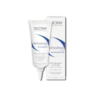 Крем, уменьшающий шелушение кожи Ducray Kertyol P.S.O. 100 мл: фото