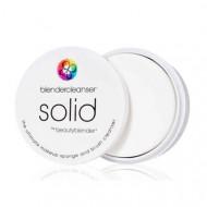 Мыло для очистки beautyblender solid blendercleanser белый 30г: фото