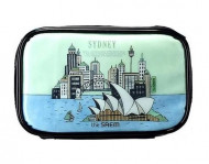 Косметичка Сидней THE SAEM Enamel Pouch 01.Sydney: фото