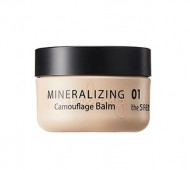 Консилер-бальзам минеральный THE SAEM Mineralizing Camouflage Balm 01 Clear Beige 10г: фото