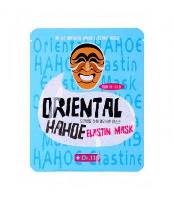 Маска для лица с эластином Baviphat Dr.119 Oriental HAHOE Elastine Mask 25мл: фото