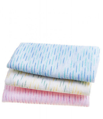 Мочалка для душа Sungbo Cleamy 28х95 Noble Shower Towel 1шт: фото