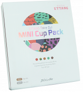 Набор уходовых масок для лица Take Out Mini Cup Pack 10г*4: фото