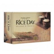 Мыло CJ Lion Rice day с экстрактом рисовых отрубей 100г: фото