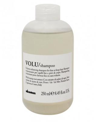 Шампунь для придания объема волосам Davines VOLU/shampoo 250 мл: фото