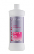 Биоактиватор софт 3% Revlon Professional Young Color Excel PEROXIDE SOFT 10 VOL 900мл: фото