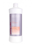 Биоактиватор плюс 4,5% Revlon Professional Young Color Excel PEROXIDE PLUS 15 VOL 900мл: фото