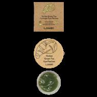 Гидрогелевые патчи с экстрактом зеленого чая L.SANIC HERBAL GREEN TEA HYDROGEL EYE PATCHES 60 шт: фото
