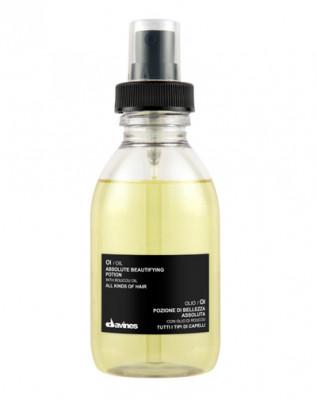Масло для абсолютной красоты волос Davines OI/Oil, absolute beautifying potion 135мл: фото
