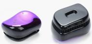 Расческа Tangle Teezer Compact Styler Xmas Purple Chrome: фото