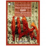Тканевая маска с экстрактом женьшеня LEBELAGE Red Ginseng Natural Mask: фото