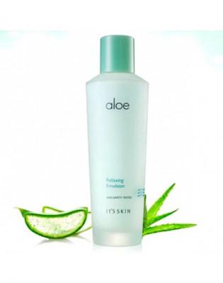 Эмульсия успокаивающая с алоэ вера IT'S SKIN Aloe Relaxing Emulsion: фото
