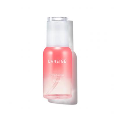 Освежающая успокаивающая сыворотка для лица LANEIGE Fresh Calming Serum: фото
