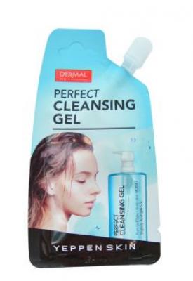 Гель для умывания DERMAL YEPPEN SKIN PERFECT CLEANSING GEL 20г*10шт: фото
