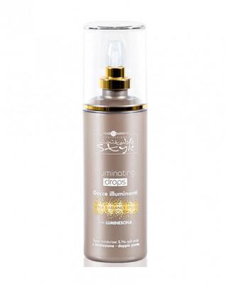 Капли, придающие блеск Hair Company INIMITABLE STYLE Illuminating Drops 100мл: фото