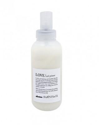 Праймер для усиления завитка Davines Essential Haircare Love curl primer 150мл: фото
