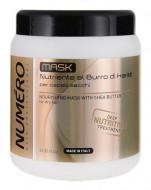 Маска с маслом карите для сухих волос Brelil Numеro Shea Butter Mask 1000 мл: фото