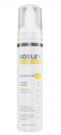 Уход, увеличивающий густоту нормальных/тонких окрашенных волос Bosley Bos Defense (Step 3) Thickening Treatment to Normal to Fine Color-Treated Hair 200мл: фото