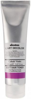 Тонер для волос Davines Color Space L´Art DEColor Violet Toner 150 мл: фото