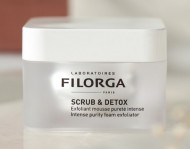 Эксфолиант-мусс для интенсивного очищения кожи Filorga SCRUB & DETOX 50 мл: фото